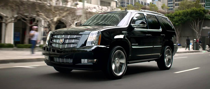 Cadillac Escalade - 5 Types of Vehicles That Make The Best Limousines